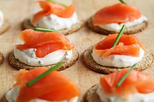 saumon-poisson-alimentation-recette-canapes