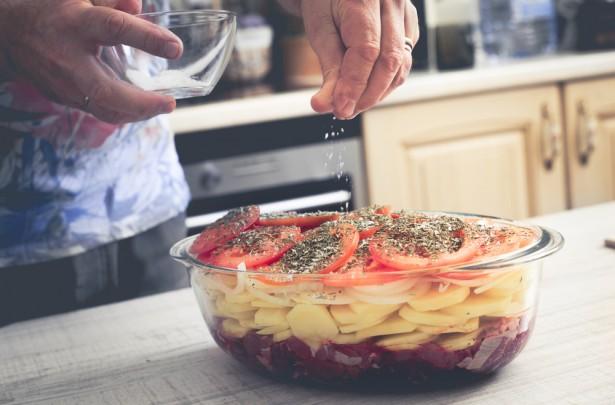 aliments superflus, sel
