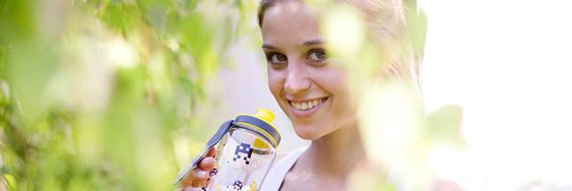 Bouteille écologique EQUA sans BPA: le test produit