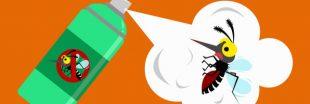 Les produits chimiques anti-moustiques : danger santé