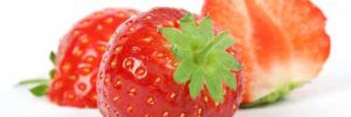 Légumes et fruits d'été : la fraise