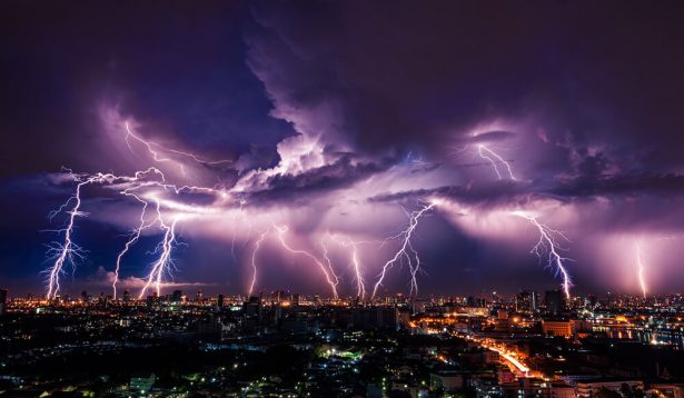 protection orages