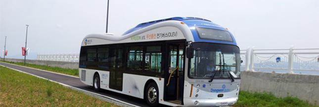 Écomobilité: le bus se recharge par la route!