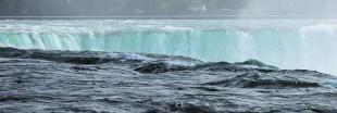 De l'énergie électrique grâce aux chutes du Niagara