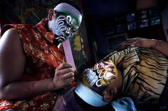 © CC  Chan Kwok Hung, National Geographic
