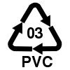 liste de fournitures scolaires, achat fourniture scolaire en ligne, plastique-pvc-polychlorure-vinyle-symbole