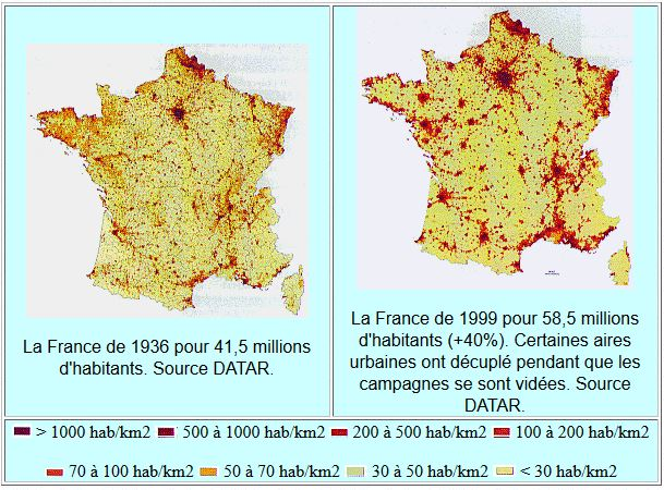 urbanisation-evolution-france