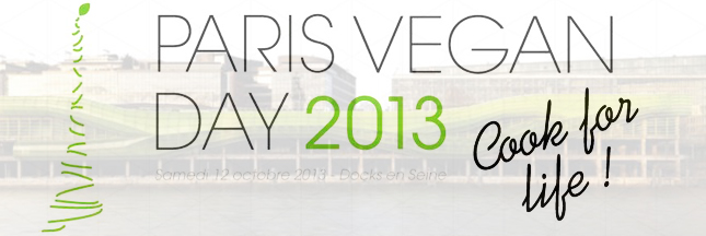 100 v g tal avec le vegan day 2013 for Salon vegan paris