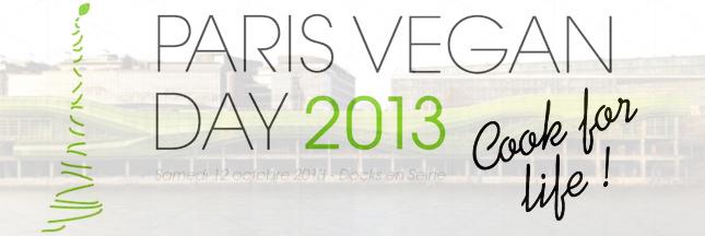 100% végétal avec le Vegan Day 2013