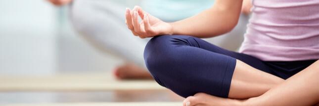 Je me mets au yoga et aux sports zen