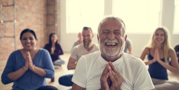 yoga sport zen