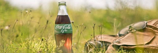 Coca-Cola Life, un Coca à la stévia pour bientôt ?