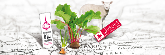 Les Semaines du manger local débarquent en Ile-de-France