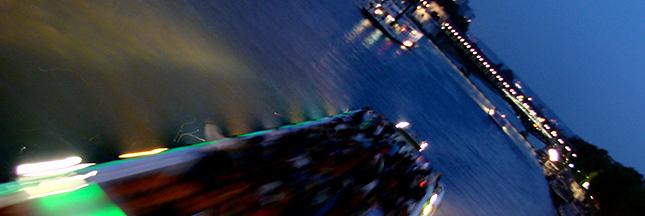 Transport fluvial : un premier bateau de promenade 100% électrique à Paris