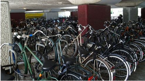 parking-velo-amsterdam