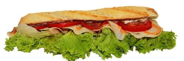 Peut-on manger un sandwich équilibré ?