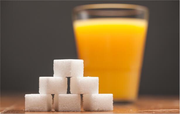 sans sucres ajoutés