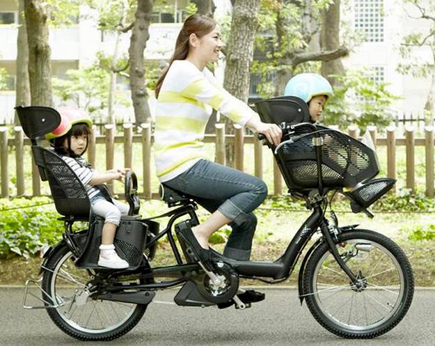 Велосипед трехколесный Pit Stop MT-BCL0815005