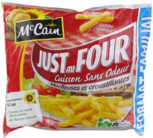 Frites Mc Cain