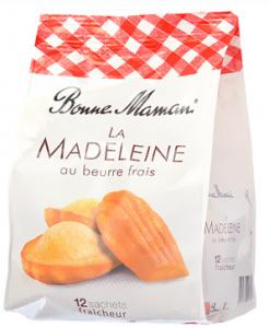 Madeleines BM