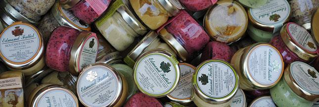 Vrai Faux produits artisanaux : la moutarde de Dijon