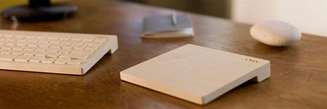 Les claviers en bois de chez Orée