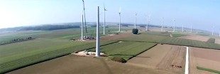 La Suisse investit dans les parcs éoliens français