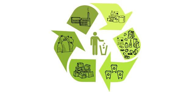 recyclage-biens Etonnant: des couches de bébé usagées pour construire... du mobilier!