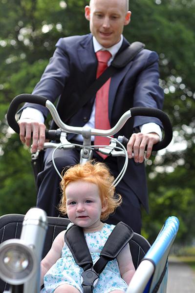 vélo-cargo transport vélo électrique triporteur