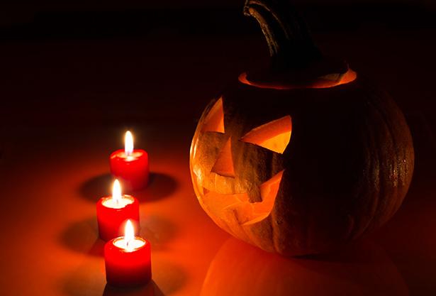 Halloween Une D Coration Moins Polluante