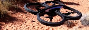 Braconnage : les drones et Google au secours de la faune sauvage