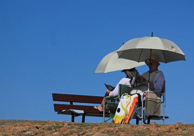 Se protéger du soleil contre les taches brunes