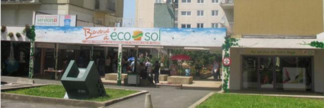Eco-sol, un centre commercial solidaire aux prix variables
