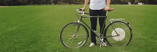 FlyKly : vers le vélo électrique en quelques minutes