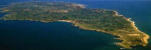 Naissance d'une île surgie de l'océan près du Japon