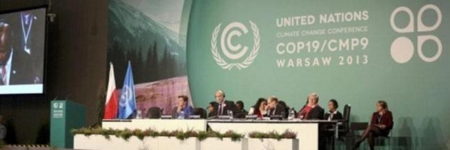 Sommet de Varsovie: hors sujet environnemental