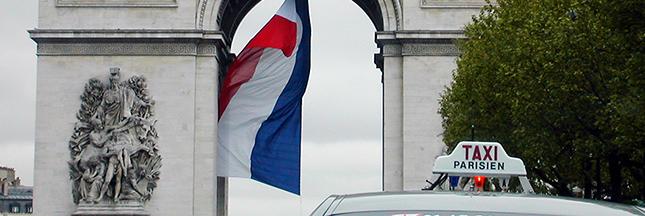 Paris : une subvention pour les taxis propres