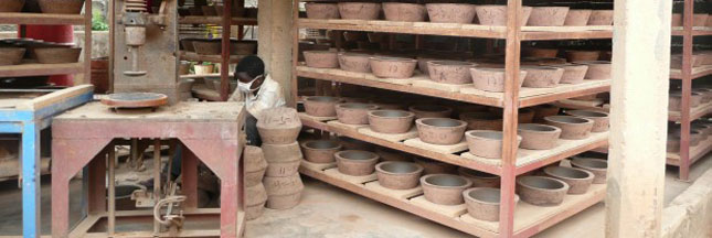 MTC - Producteur de cuiseurs domestiques économes au Bénin