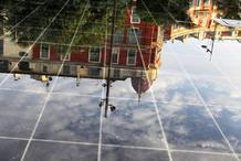Miroir d'eau Paillon