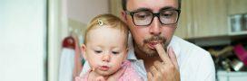 Santé de l'enfant: alimentez bien le père
