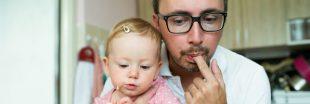 Santé de l'enfant : alimentez bien le père