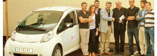 Le partage de voitures électriques entre voisins