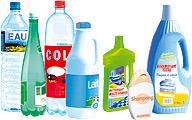 En 2008, 51% des bouteilles en plastique sont recyclées, 70% des bouteilles en verre et 75% des briques en carton.