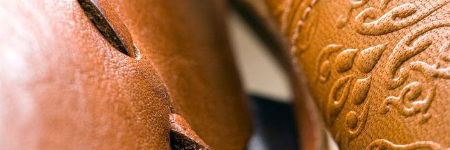 Ces substances que nous cache.... le cuir