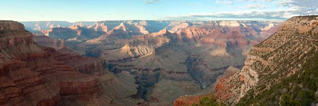 Visite accélérée des plus beaux parcs nationaux des Etats-Unis