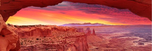 Visite accélérée des plus beaux parcs nationaux des États-Unis