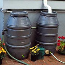 Certains récupérateurs d'eau de pluie donnent droit à un crédit d'impôt