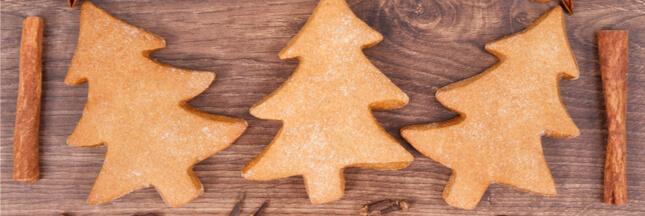 sablés Noël noisettes thé