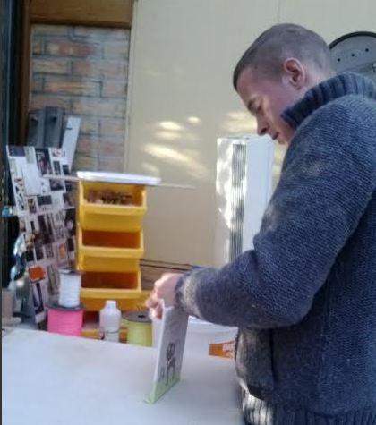 La fabrication artisanale et écologique des toiles pour enfants Babysphere
