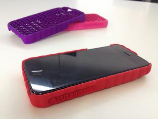Des coques pour iPhone imprimées en 3D - CC: Shapeways